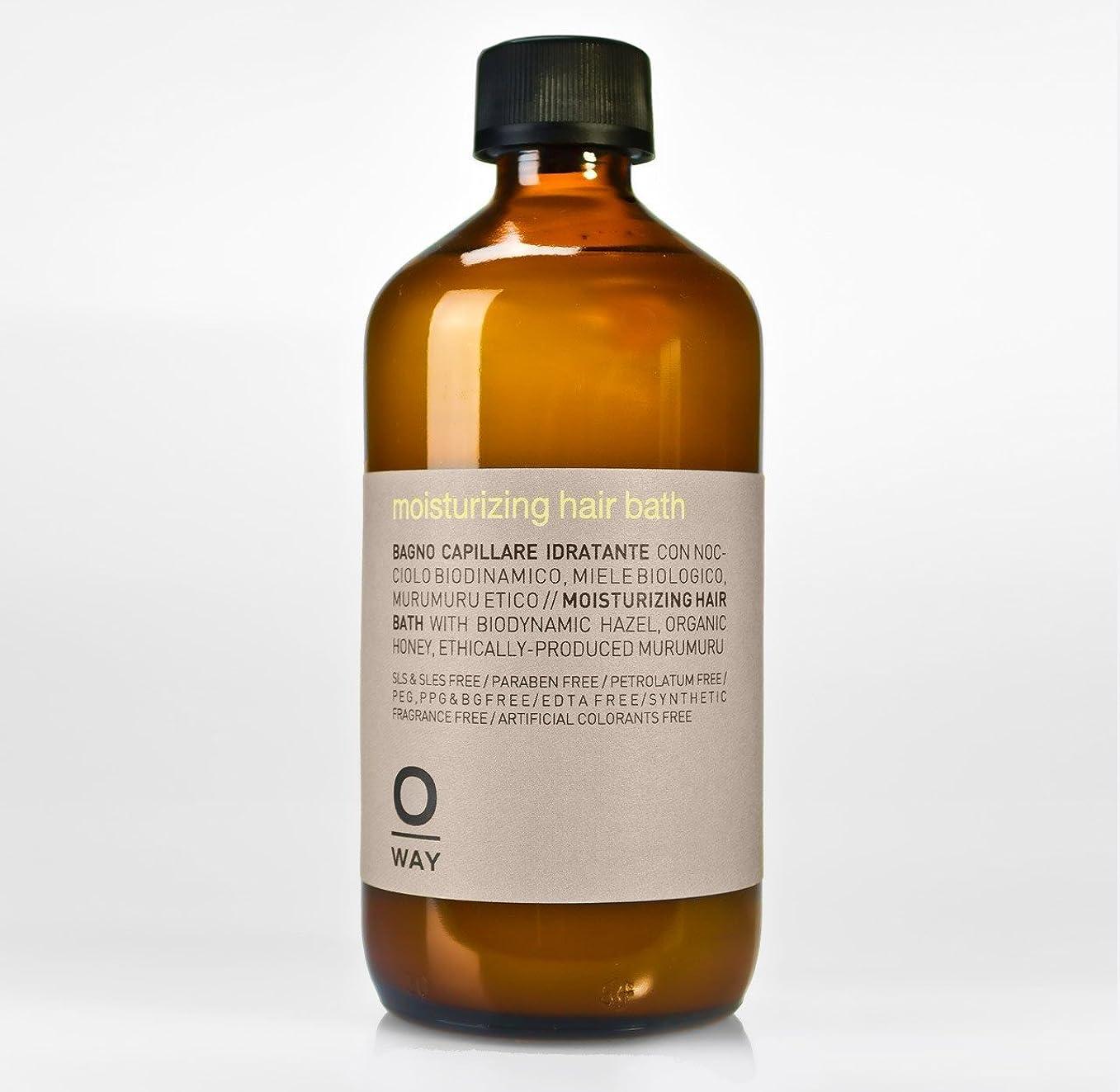継承アンケート矛盾するローランド O-Way moisturizing モイスト ヘアバス (シャンプー) 240ml