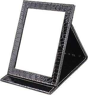 [BEATONJAPAN] 手鏡 折りたたみ 折り畳みミラー 卓上