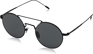 46555d7833 Armani GIORGIO 0AR6072 Gafas de sol, Matte Black, 48 para Hombre