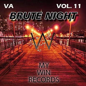 Brute Night, Vol. 11