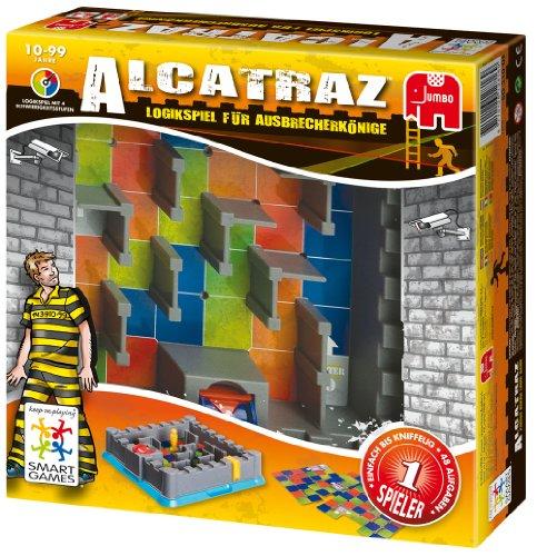 Jumbo Spiele Smartgames 12816 - Alcatraz