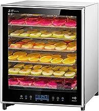 Déshydrateur Alimentaire Déshydrateur Alimentaire - Minuterie réglable numérique et séchoir à contrôle de température - po...