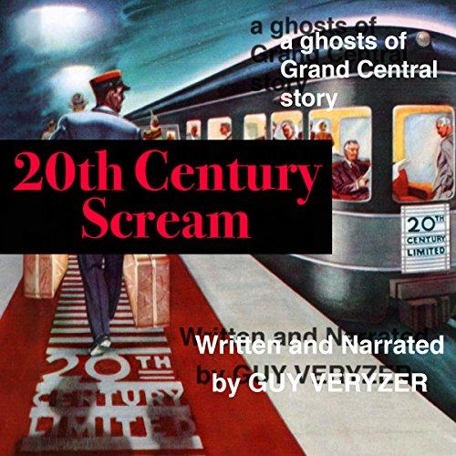20th Century Scream audiobook cover art