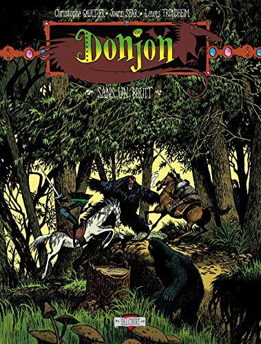 Donjon Potron-minet -83: Sans un bruit