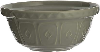 Mason Cash | S24 Grey Mixing Bowl - 2.15 Quart