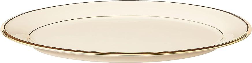 طبق لينوكس اتيرنال - 16 انش بتصميم بيضاوي - 140104450