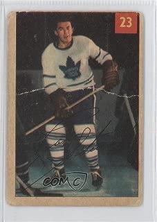 Ron Stewart Ungraded COMC Poor to Fair (Hockey Card) 1954-55 Parkhurst - [Base] #23.2
