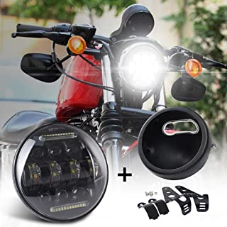 Best smallest motorcycle headlight Reviews