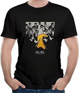 Kill Biill Volume t Shirt for Mens Fashion Movies