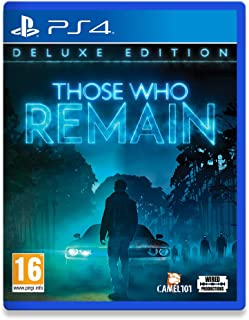 Those Who Remain - Deluxe Edition