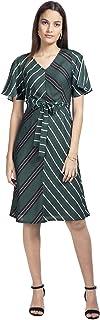 FabAlley Georgette Bodycon Dress
