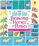 Step-by-Step Drawing Horses and Ponies: 1