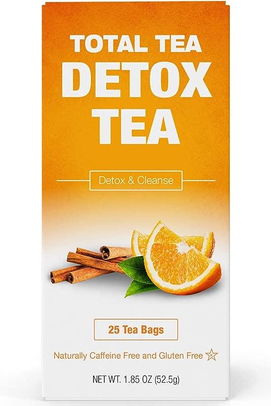 Total Tea Gentle Detox Tea 25 Herbal Teabags