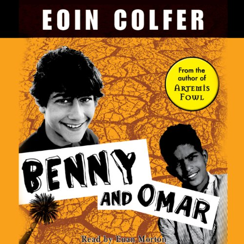 Benny and Omar audiobook cover art