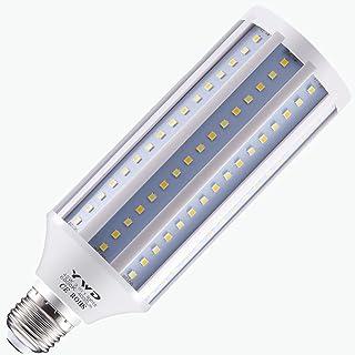 LED Corn Light Bulb E26/E27 Medium Base Corn Bulb,for Courtyard Street Light, Restaurant, Hotel Reading Room, Cool Daylight + Warm Light Adjustable