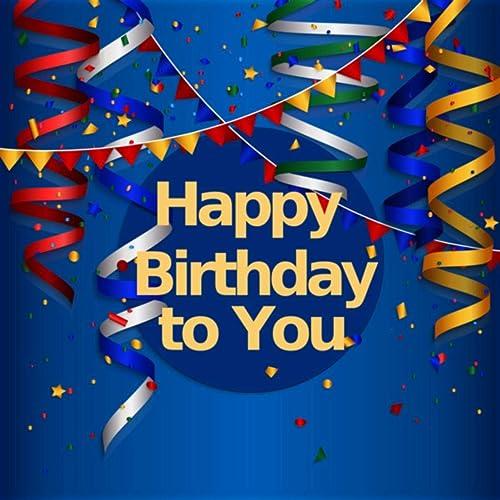 Happy Birthday To You Guitar Version By Happy Birthday Happy