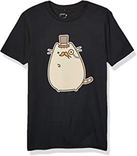 Pusheen Men's Mustache T-Shirt