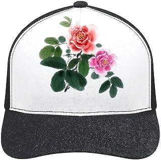 18b719f019fc Amazon.es: flores - Sombreros y gorras / Accesorios: Ropa