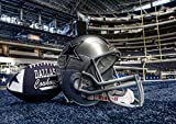 Poster Dallas Cowboys Fussball League NLF Wand-Kunst