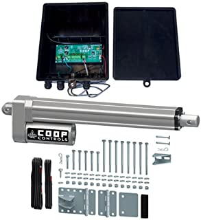 Automatic Coop Door Opener Kit (CKSP-Standard Kit, No Battery)