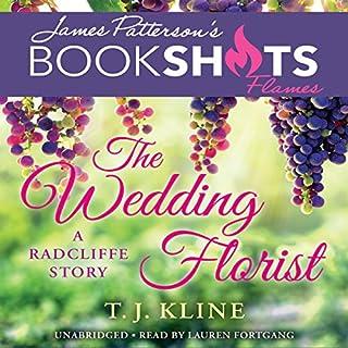 The Wedding Florist audiobook cover art
