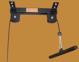Best high wide pulley row Reviews