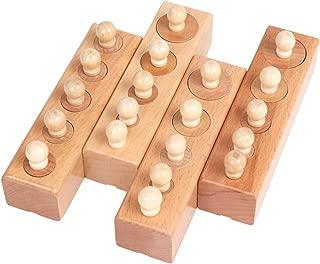 knob cylinder montessori
