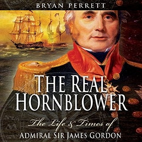 The Real Hornblower cover art