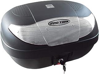 Bauleto 45 Litros Smart Box 2, Pro Tork, Preto/Clear