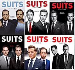 suits the complete series seasons 1-6 complete dvd