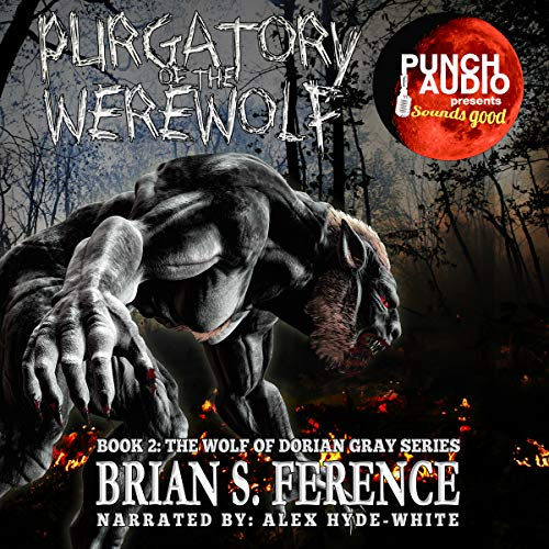 Purgatory of the Werewolf audiobook cover art