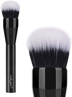 vela.yue Domed Stippling Brush Duo Fiber Finish Powder Brush