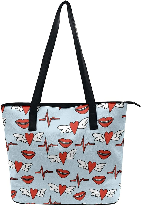 Women Lady Tote Satchel Bag Shoulder Beach Bags Lightweight Purses