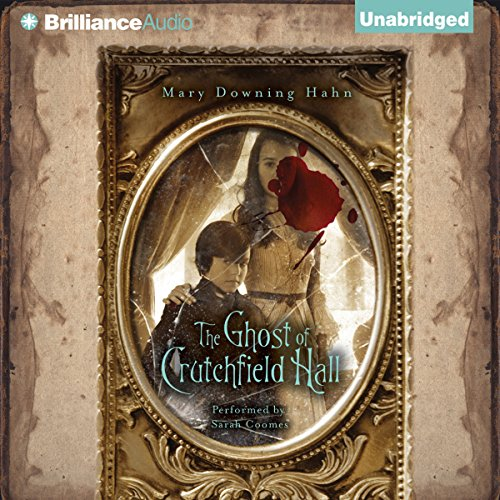 The Ghost of Crutchfield Hall audiobook cover art