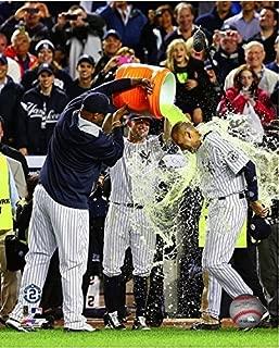 Derek Jeter Final Game at Yankee Stadium Photo (Size: 8