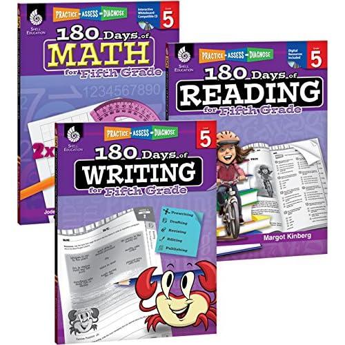 Math 5th Grade: Amazon com