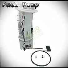 MUCO New 1pc Electric Intank Fuel Pump Module Assembly w/Level Sensor Sending Unit Fit 05-16 Nissan Frontier 05-12 Pathfinder 05-15 Xterra 09-12 Suzuki Equator 2.5L/4.0L E8743M