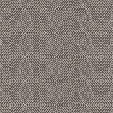 Hans-Textil-Shop Stoff Meterware Ethnic Diamond Grau - 1