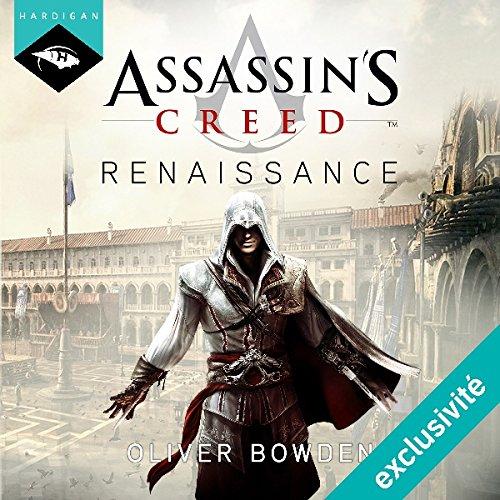 Assassin's Creed Renaissance audiobook cover art