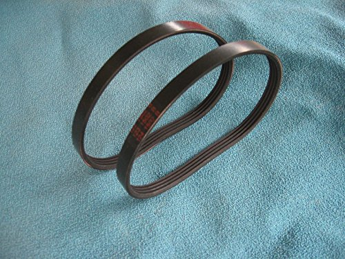 2 NEW DRIVE BELTS MADE IN USA FOR SEARS CRAFTSMAN BAND SAW MODEL 119.214000