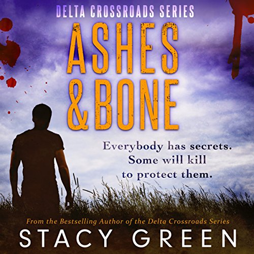 Ashes and Bone (A Southern Mystery)  By  cover art
