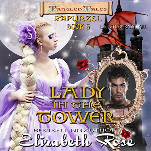 Lady in the Tower: Rapunzel audiobook cover art