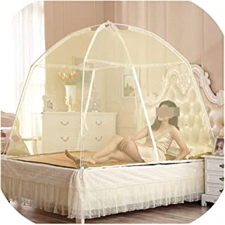 5 Summer Mosquito nets Baby Adult Bedding Tent bunk Bed Mosquito nets Adult Double Bed Tent net,Green,60x120cm Child