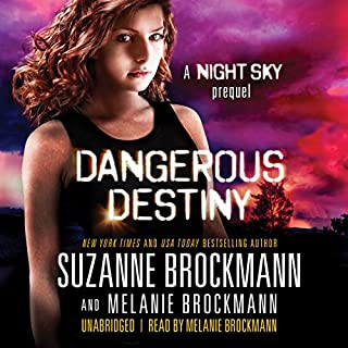 Dangerous Destiny audiobook cover art