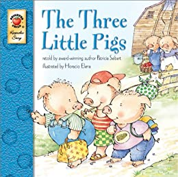 The Three Little Pigs (Keepsake Stories) by [Patricia Seibert]
