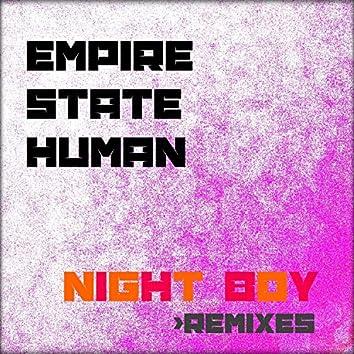 Night Boy - Remixes