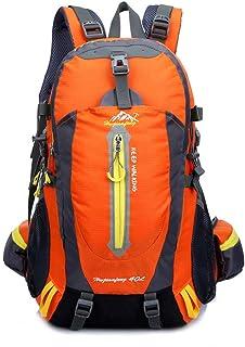 40L Waterproof Climbing Tactical Rucksack Travel Hiking Backpack Laptop Daypack Trekking Backpack Outdoor Men Women Sport Bag|Climbing Bags|