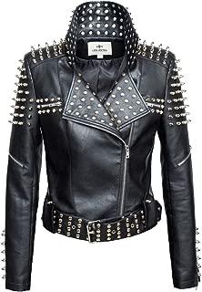 studded leather jackets