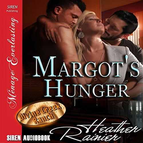Margot's Hunger audiobook cover art
