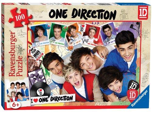 Ravensburger - Rompecabezas One Direction de 100 Piezas (10517)